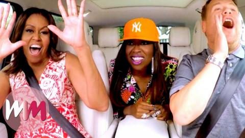 Top 10 James Corden Carpool Karaoke Performances