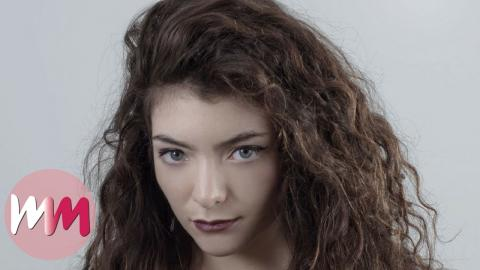 Top 5 Things You Didn't Know about Lorde