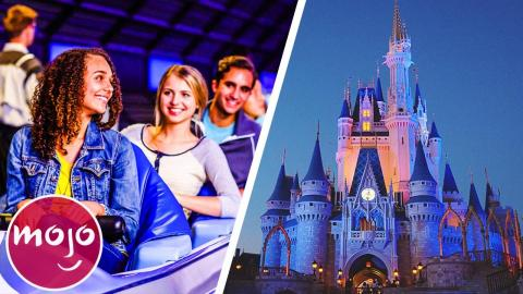 Top 10 Ultimate Magic Kingdom Attractions