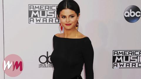 Top 10 Selena Gomez Red Carpet Looks