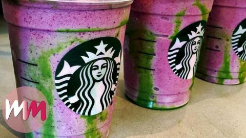Top 10 Starbucks Secret Menu Items