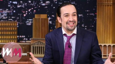 Top 10 Things You Didn't Know About Lin-Manuel Miranda