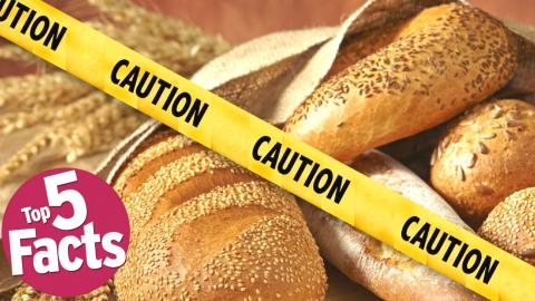 Top 5 Facts about Celiac Disease