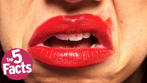 Top 5 Facts about Lipstick You Should Know!