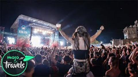 Coolest Summer Music Festivals Around the World (2019)