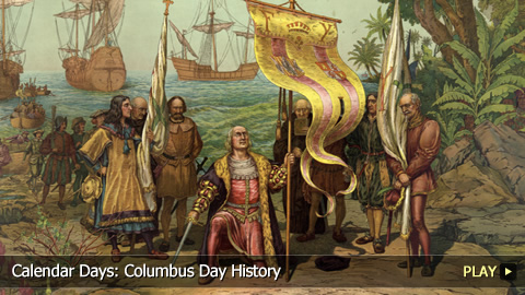 Calendar Days: Columbus Day History