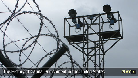 The History of Capital Punishment in the United States