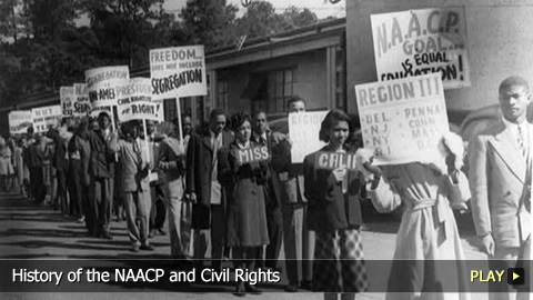 History of the NAACP and Civil Rights
