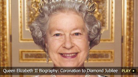 Queen Elizabeth II Biography: Coronation to Diamond Jubilee