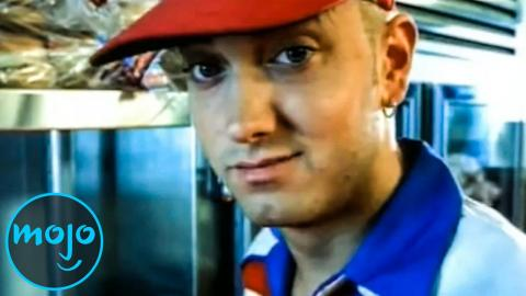 Top 10 Celebrities Who Worked At Fast Food Restaurants
