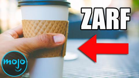 Top 10 Everyday Things You Didn't Know Actually Had Names