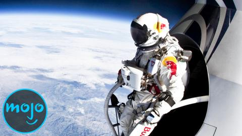 Top 10 Craziest Stunts Ever