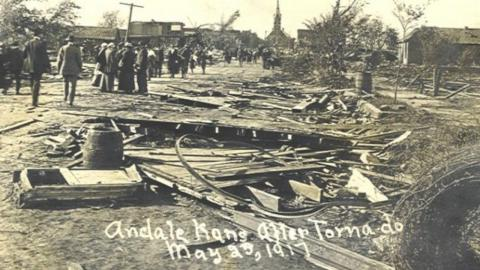 Top 10 Deadliest American Tornado Outbreaks of the Past 100 Years