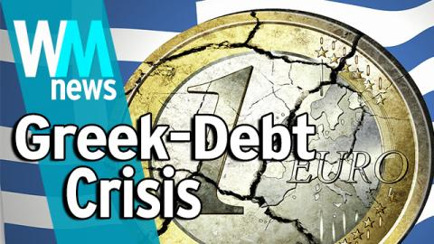 Top 10 Greek Debt Crisis Facts - WMNews Ep. 13