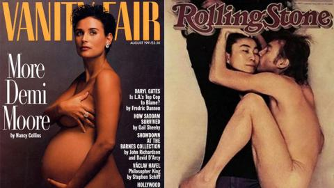 Top 10 Iconic Magazine Covers