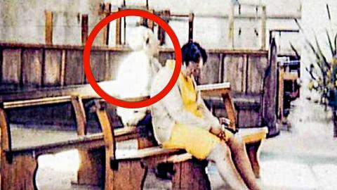 Top 10 Mysterious Photos That CANNOT Be Explained