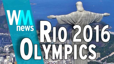 Top 10 Rio 2016 Olympics Facts