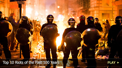Top 10 Riots of the Past 100 Years