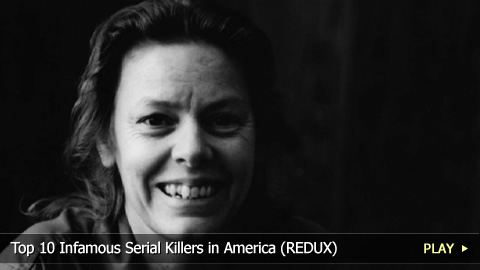 Top 10 Infamous Serial Killers in America (REDUX)