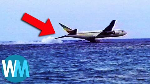Top 10 Shocking Plane Crashes Caught on Camera