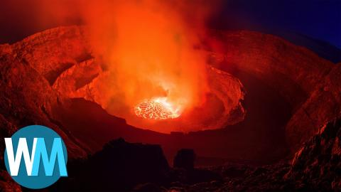 Top 10 Volcanoes That Are Ready To Blow