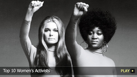 Top 10 Women's Activists