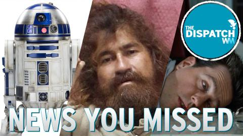 "DIY R2-D2, Castaway ""Cannibals"" & Hangover Hospitals: The Dispatch Ep. 8"