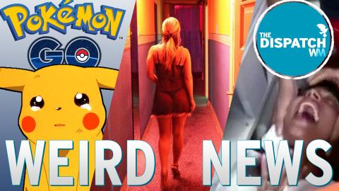 PokéGO Heartbreak, Red Light Life & Schoolgirl Possession: The Dispatch #31
