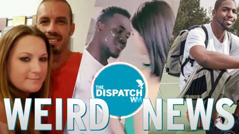 Breastfeeding Boyfriend, Racist Washing & Backpack Hearts: The Dispatch #28