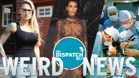 Breast Shaming, Kim Korrupshian & Penis Replacement: The Dispatch #27