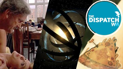 Sex Ed. Switch, Alien Sun Structures & Pizza Tech Tats: The Dispatch #38
