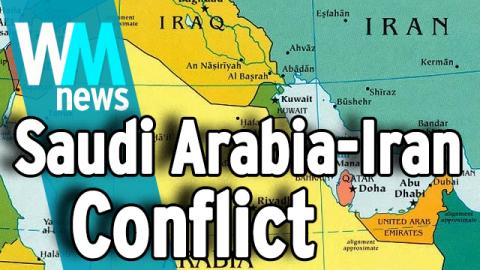 Top 10 Saudi Arabia - Iran Conflict Facts - WMNews Ep. 58