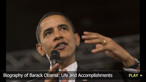 Biography of Barack Obama: Life and Accomplishments