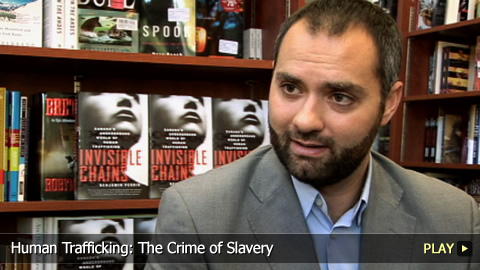 Human Trafficking: The Crime of Slavery