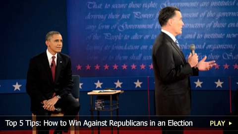 Top 5 Tips: How to Win Against Republicans in an Election