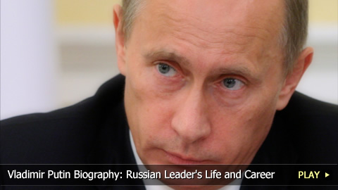 Vladimir Putin Biography: Russian Leader's Life and Career