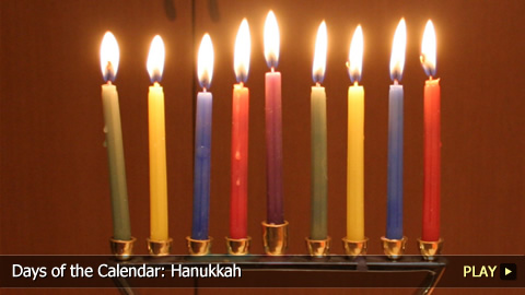 Days of the Calendar: Hanukkah