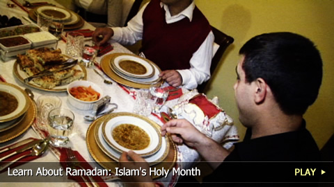 Learn About Ramadan: Islam's Holy Month