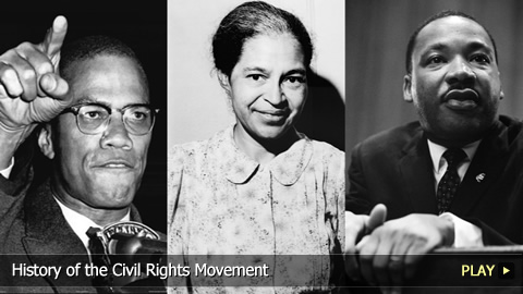 History of the Civil Rights Movement