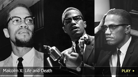 Malcolm X: Life and Death