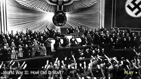 When did World War II begin?