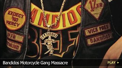 Bandidos Motorcycle Gang Massacre