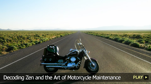 Decoding Zen and the Art of Motorcycle Maintenance