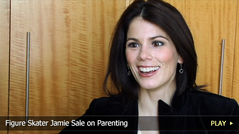 Figure Skater Jamie Sale on Parenting