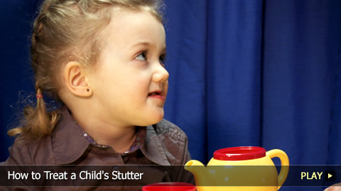How to Treat a Child's Stutter