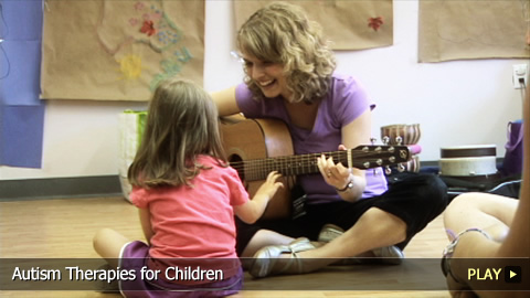 Autism Therapies for Children