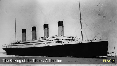 The Sinking of the Titanic: A Timeline