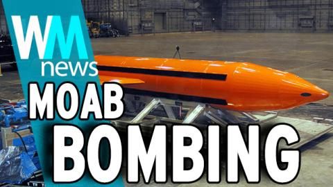 Mother Of All Bombs Strike! 3 Need to Know Facts!
