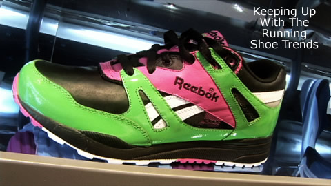Latest Reebok Running Shoes
