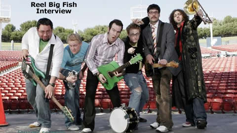 Interview With Reel Big Fish